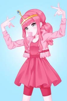 Cual hora de aventura anime te gusta ms votacin dulce princesa altavistaventures Choice Image