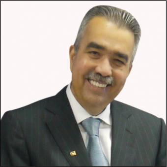 Luis Eduardo Martínez, Partido: AD.