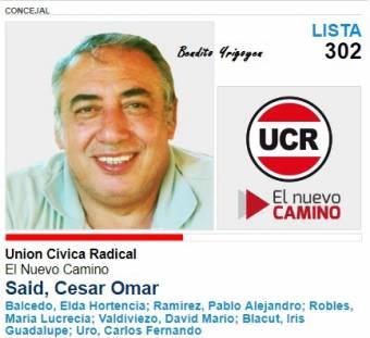Omar Said-Lista 302