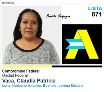 Claudia Vaca-Lista871