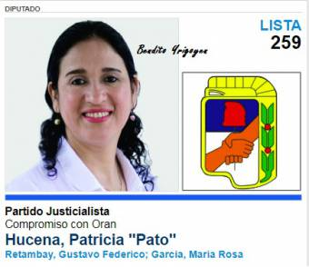 Pato Hucena-Lista 259