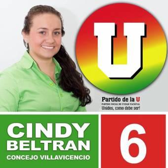 Cindy Julieth Beltran Perez