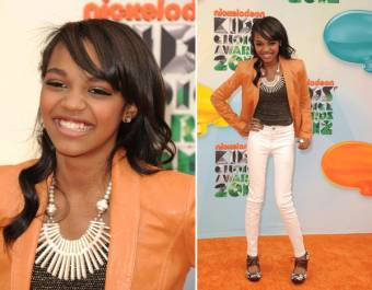 China Parks--China Anne McClain--14 años