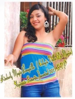 Kimberly Mayte Ronquillo