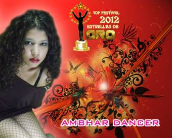 AMBHAR DANCER