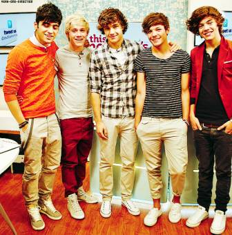 ¡One Direction!