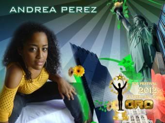 Andrea Perez.