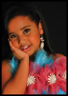 Niña Tachira   Karol Enriquez