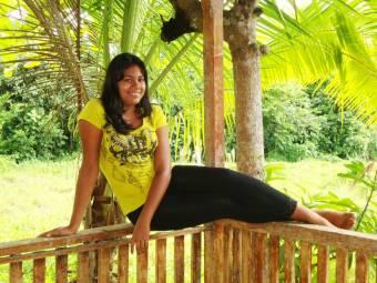 Soraya Pacheco Centeno III B (15 años)