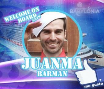 JUANMA (Barman)