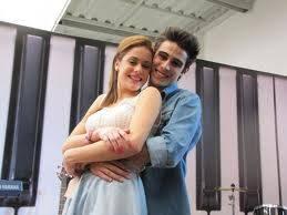 Tomás con Violetta