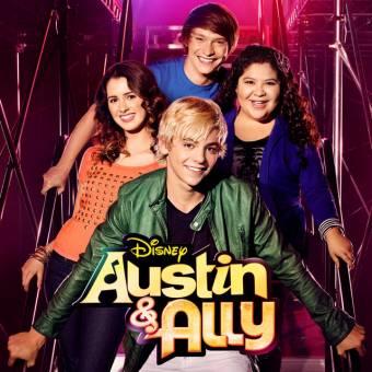 austin y ally_la mejor serie