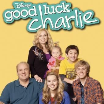 por tener un serie divertida buena suerte charlie
