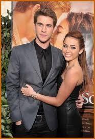 Miley Cyrus y Liam Hemsworth!!!