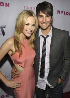 James maslow y halston