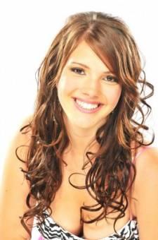 "Jewell Gibson desde Canada ""Miss Brain 2011"""