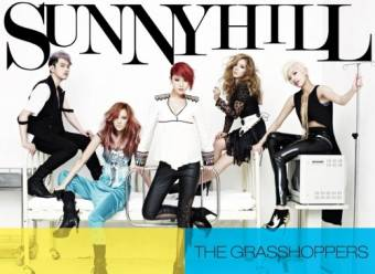 SUNNY HILL-THE GRASSHOPPERS SONG