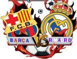 FC BARCELONA VS REAL MADRID FC