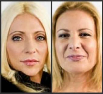 Inma y Beatriz