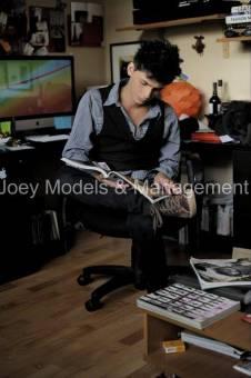 Jhonatan model