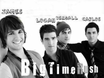 big time rush :-)