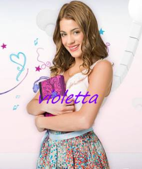 Violetta (Martina Stoessel)
