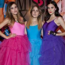 Valentina, Leonora, Natalia, (Miss xv)