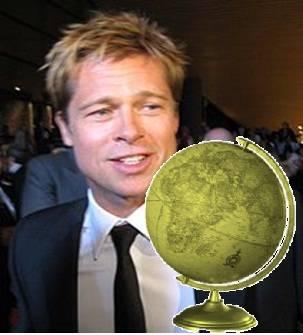 Mejor Primer Actor-(Brad Pitt)