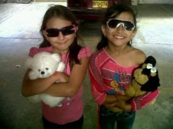 Xayhra y Valentina