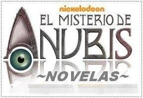 El misterio de anubis ~novelas~