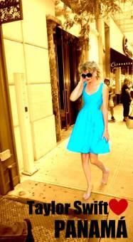 Taylor Swift Panamá