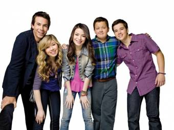 Nickelodeón - Icarly.