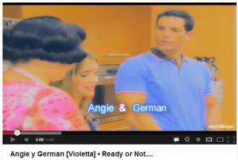 Angie y German [Violetta] • Ready or Not....