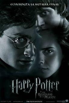 Harry Poter Y Las Reliquias De La Muerte