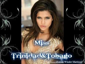 Miss Trinidad&Tobago (Forista: Winder Martinez)