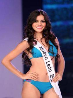 MISS MEXICO - Cynthia Duque
