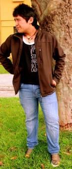 Ricardo Lara, 18 años. Soltero