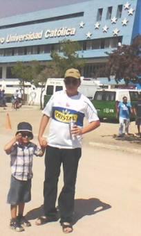 Ignacio Vasquez, 15 Años. Soltero