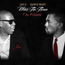 jay z and kanye west -watch the throne