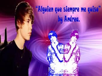 """""""Alguien que siempre me quiso"""" by Andrea."""