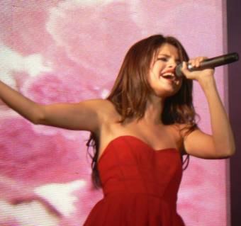 Selena Gomez en Concierto.