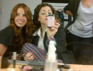 Cande y Tini