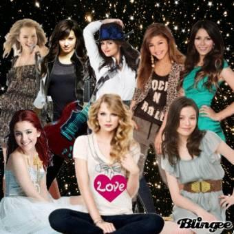 Ellas son mis idolas
