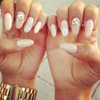 por lindas uñas