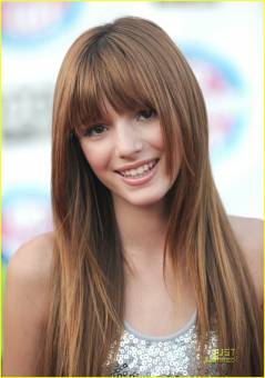Bella Thorne (la mas hermosa talentosa)