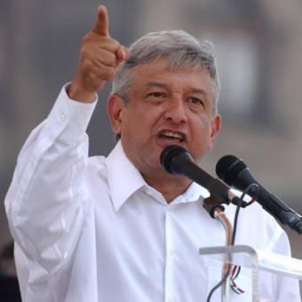 Andres Manuel López Obrador - Morena