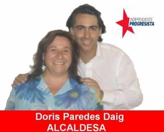DORIS LAILA PAREDES DAIG