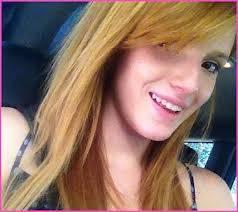 Bella Thorne, normalita sin maquillaje