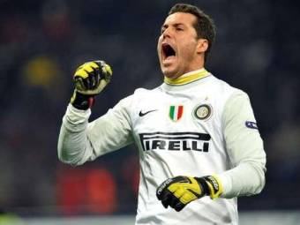 Julio Cesar-(Inter de Milán)