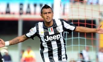 Arturo Vidal-(Juventus)